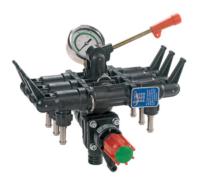 Accessories agricultural pumps Comet | Centralina 4/6 V