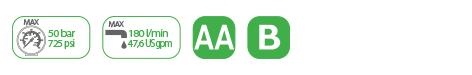 Accessories agricultural pumps Comet | ALFA 3
