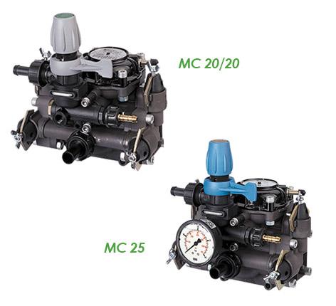 Comet MC 20 - 25
