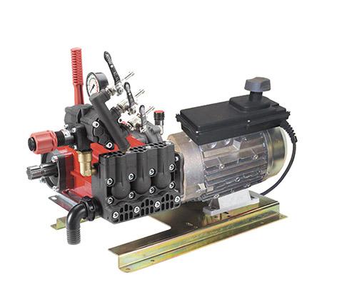Comet YA 65 Spraying units electrical engine