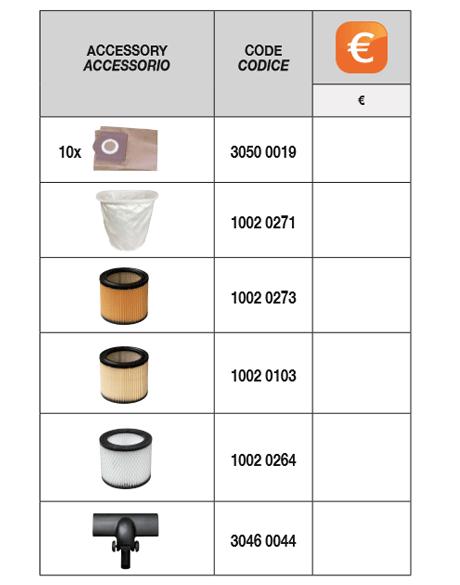 cvp 120 x optional accessories Comet