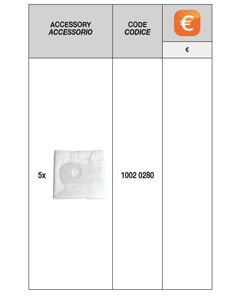 cvp 130 pem optional accessories Comet