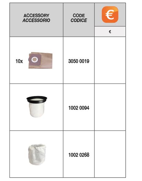 cvp 265 x optional accessories Comet