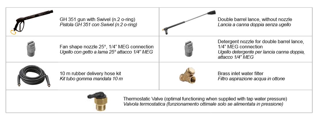 fdx 4 accessories Comet