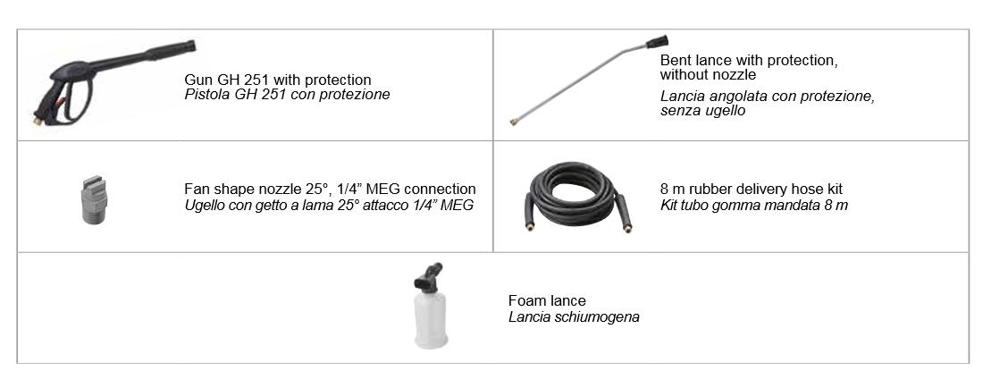 trapper 2 accessories Comet