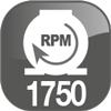 rpm 1750
