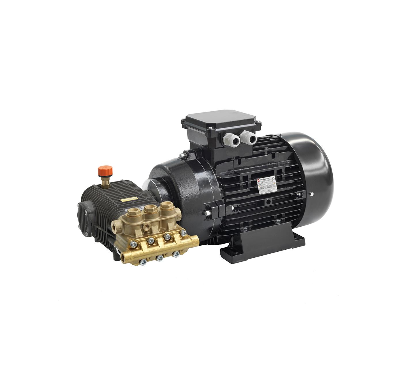 MTP TW 500 Comet Industrial Pumps