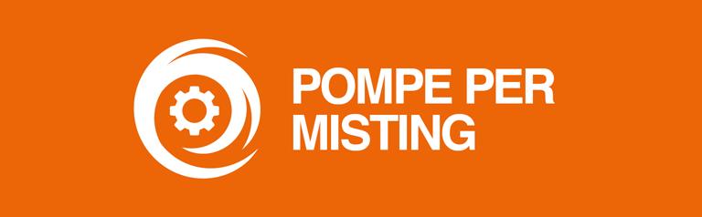 Pompe per misting Comet