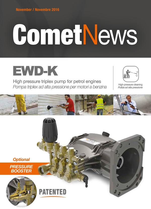 comet news EWD-K