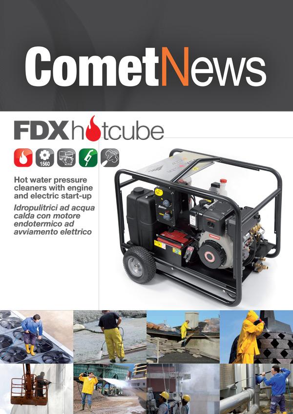 comet news FDX HOT CUBE