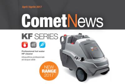 comet news KF