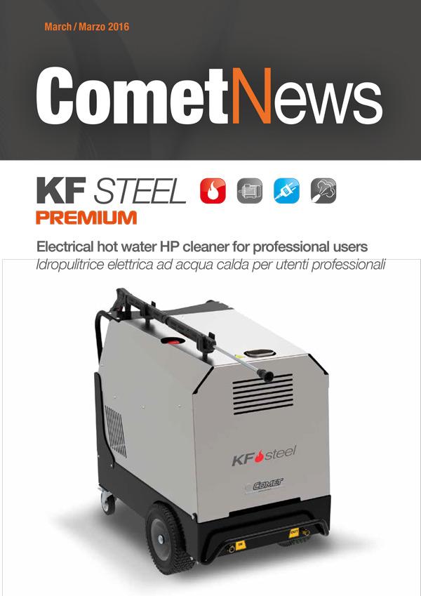 comet news KF STEEL