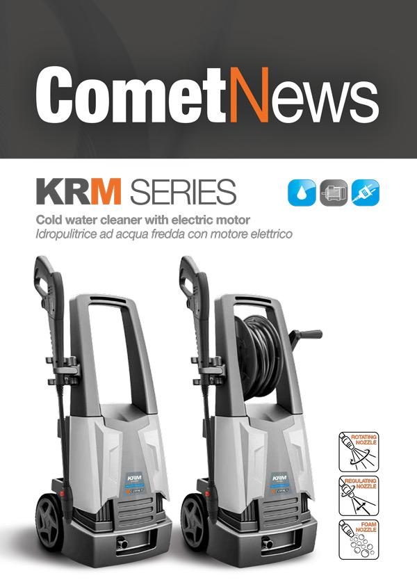 comet news KRM1100