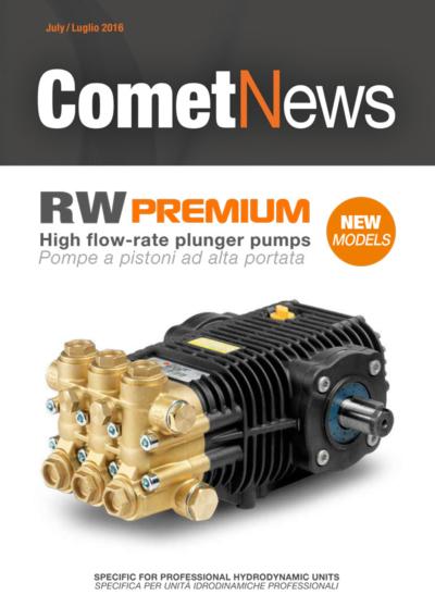 comet news RW premium