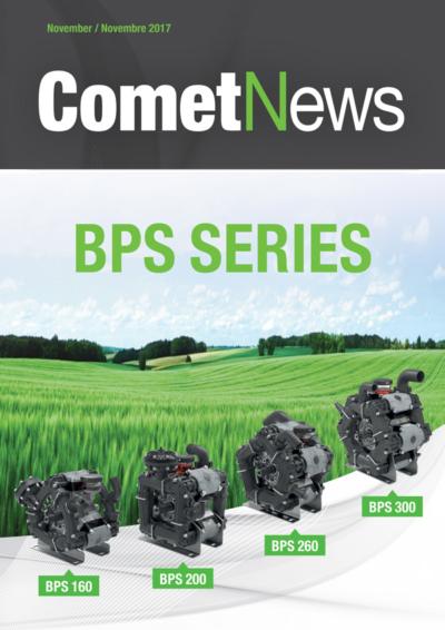 comet news bps series