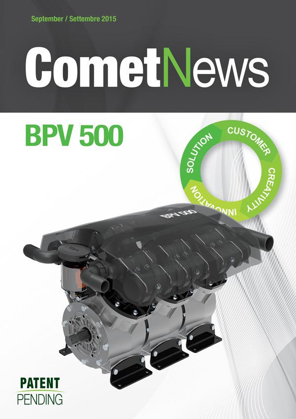 comet news bpv 500
