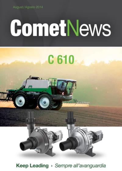 comet news c610