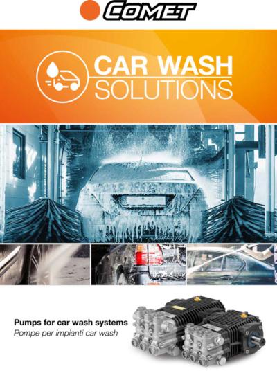 comet news car wash solutions