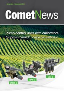 comet news control units