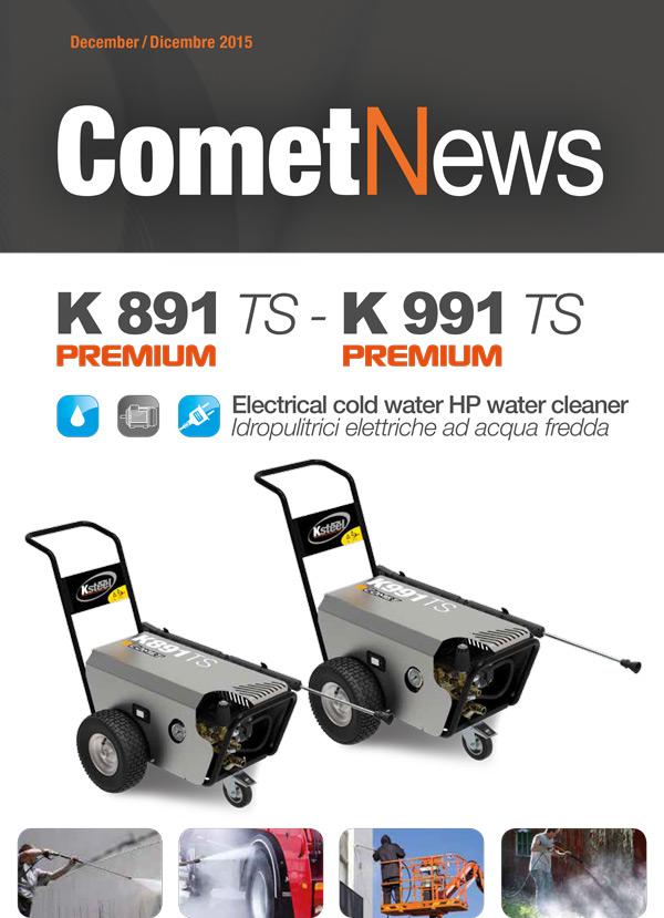 comet news k891 k991
