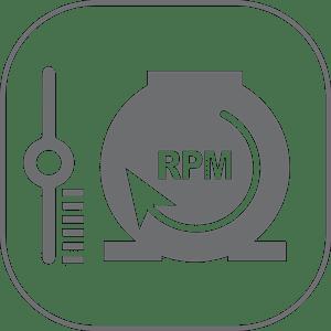 rpm decelerator Comet Icon