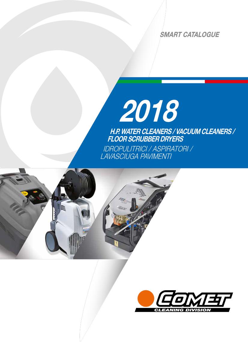Smart Catalogo Cleaning Italia Comet