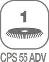 ICON BRUSH 55 ADV