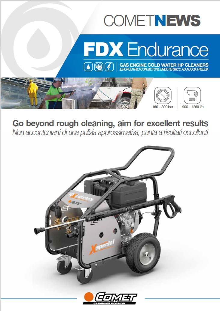 FDX ENDURANCE