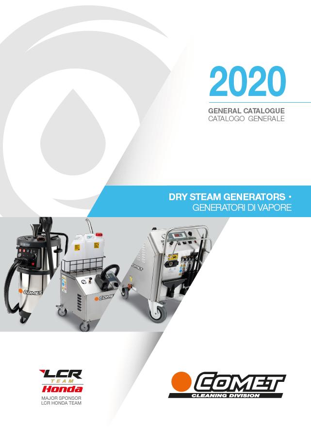 Dry Steam Generators Catalogue