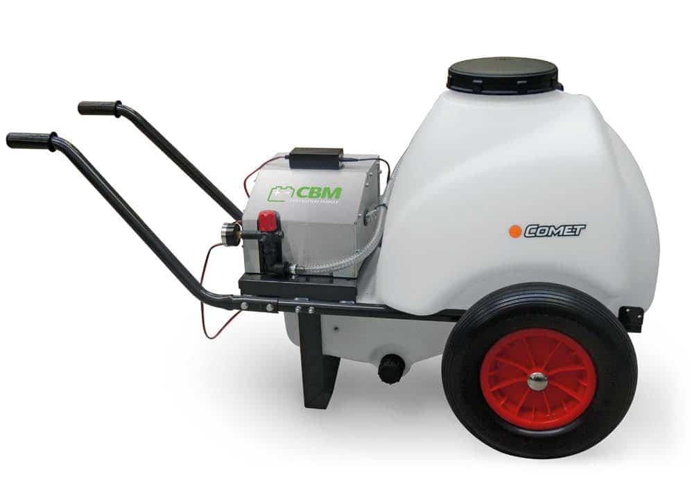 cbm battery wheelbarrow