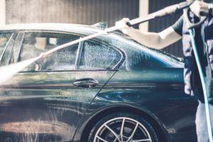 High Pressur Washer Car