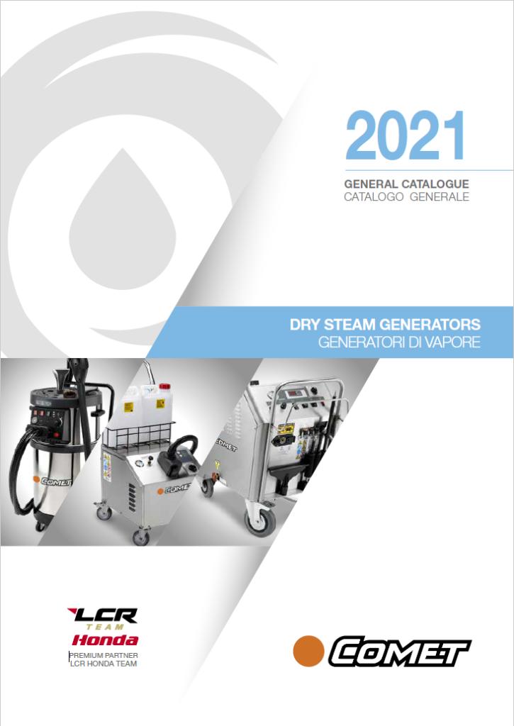 steam generators catalogue